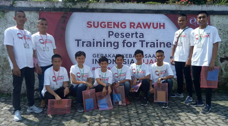Training for Trainer Kebangsaan